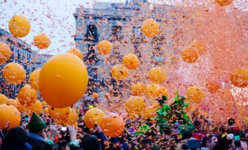 Barcelone en fête