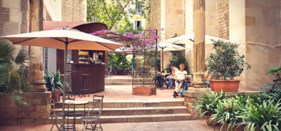 Des terrasses secrètes pour passer un moment agréable à Barcelone