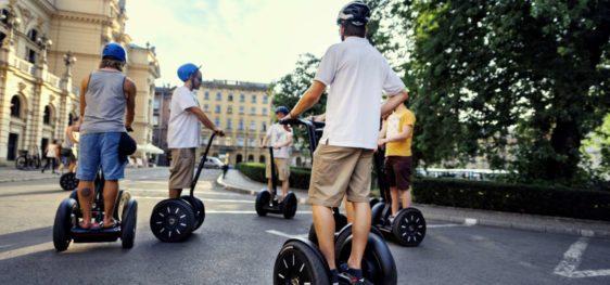 Segway : une expérience originale pour explorer Barcelone