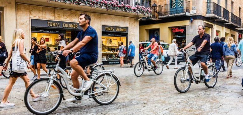 Street art à vélo: visite guidée dans la ville de Barcelone