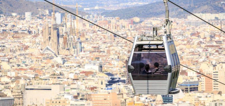Tout savoir sur les téléphériques et les funiculaires de Barcelone